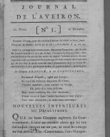 Journal de l'Aveiron